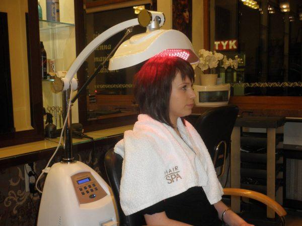 terapia skóry głowy