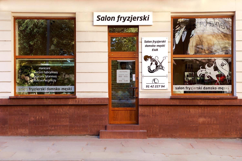 Salon Fryzjerski Ewa Fryzjer Damski Szczecin Fryzjer Męski